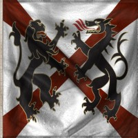 Celyddon Battle Flag